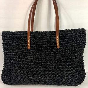 NWT Under one sky Large Tote  Linen